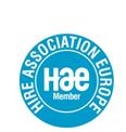 Proud Member of Hire Association Europe
